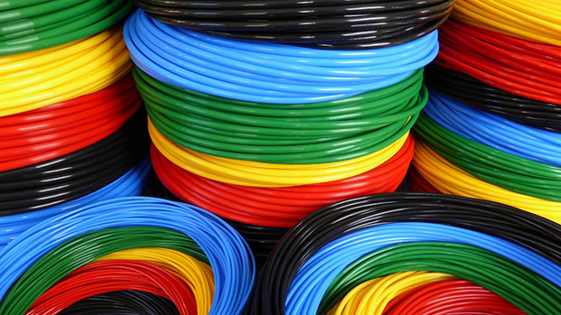 PTFE-Schlauch-farbig